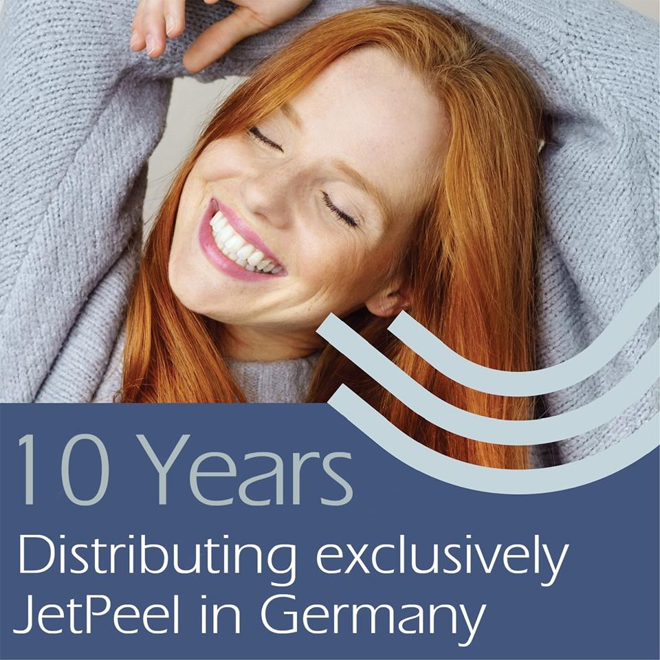 10 Jahre JetPeel™ – Exklusiv bei Landsberg First Class Aesthetic