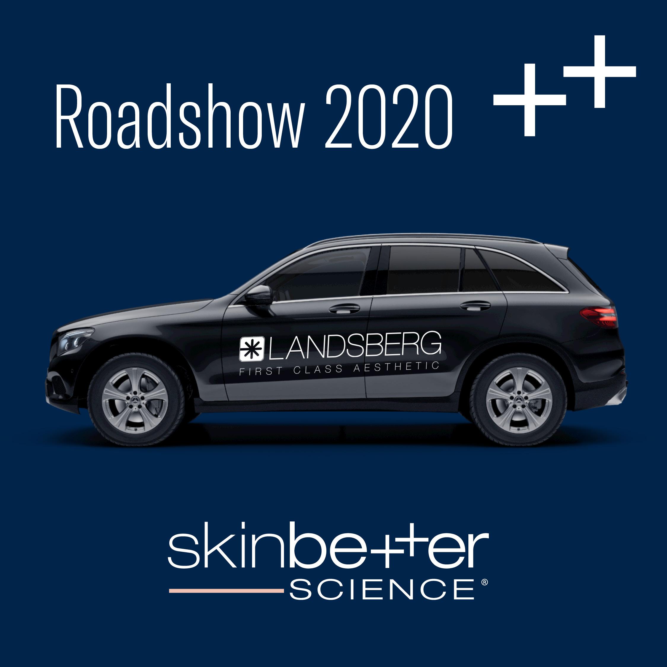 Die skinbetter science® Roadshow 2020