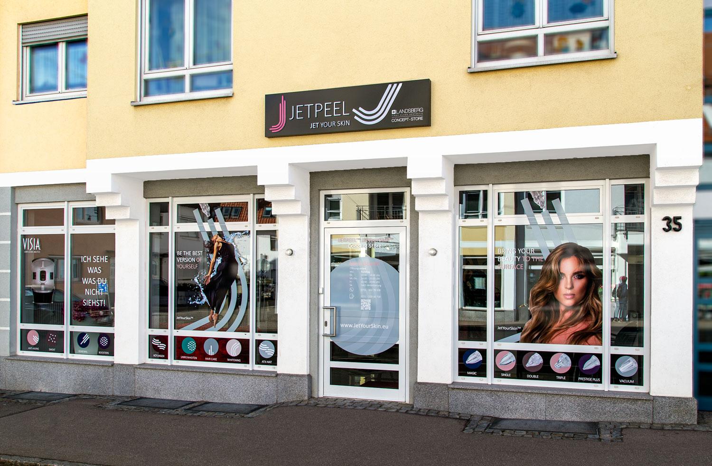 Erster Landsberg Franchise Store ist gestartet!