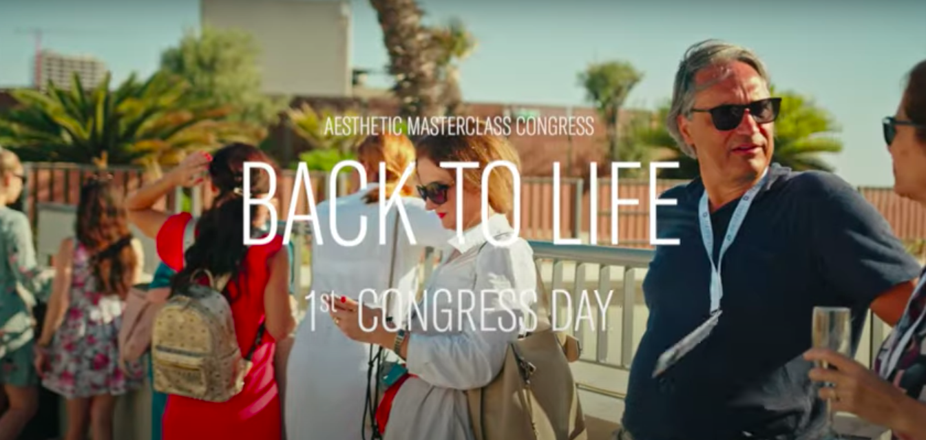 """Throwback – 1. Aesthetic Masterclass Congress """"Back to Life"""" in Malta (VIDEO)"""